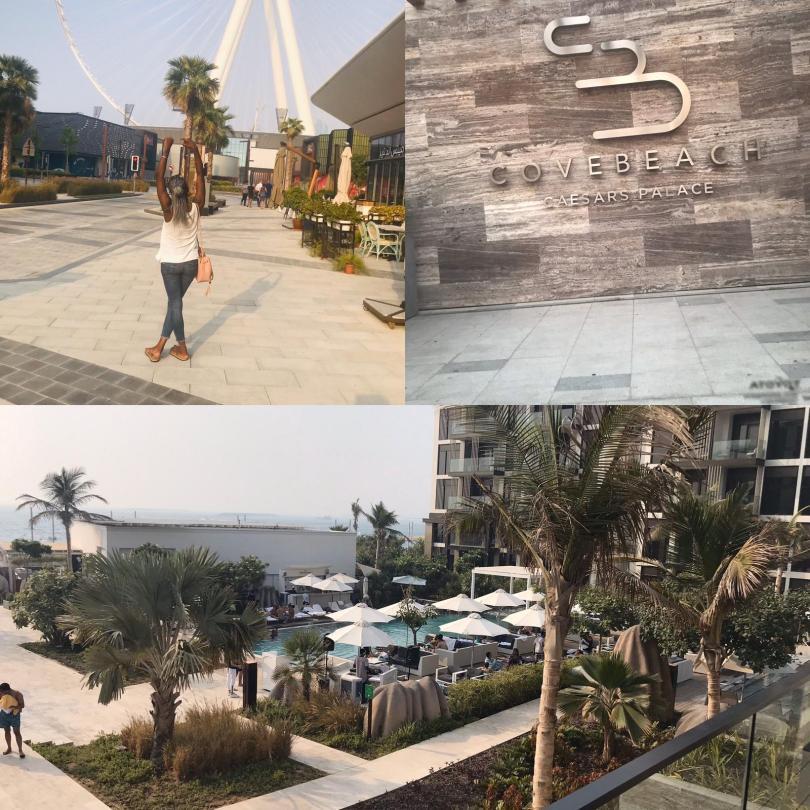 La Marina Dubaï