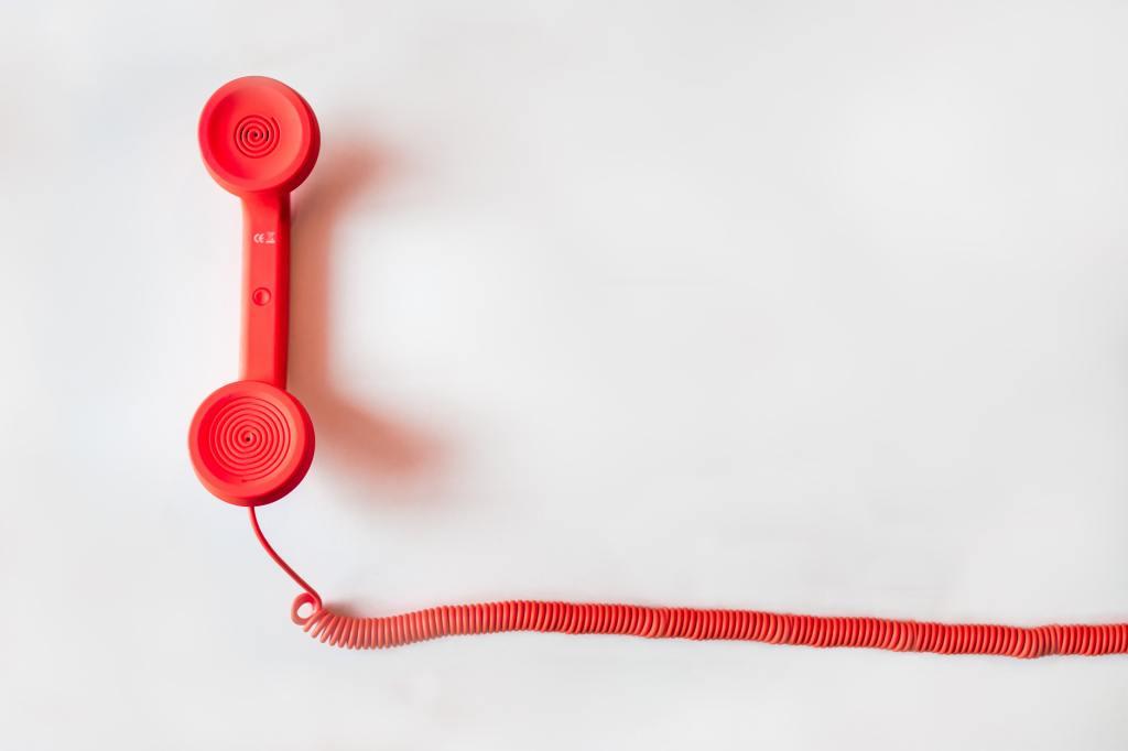 Le marketing n'est pas de la prospection téléphonique